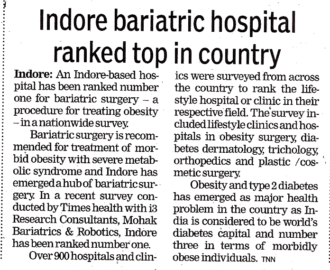 Mohak Bariatrics and Robotics - Media (4)