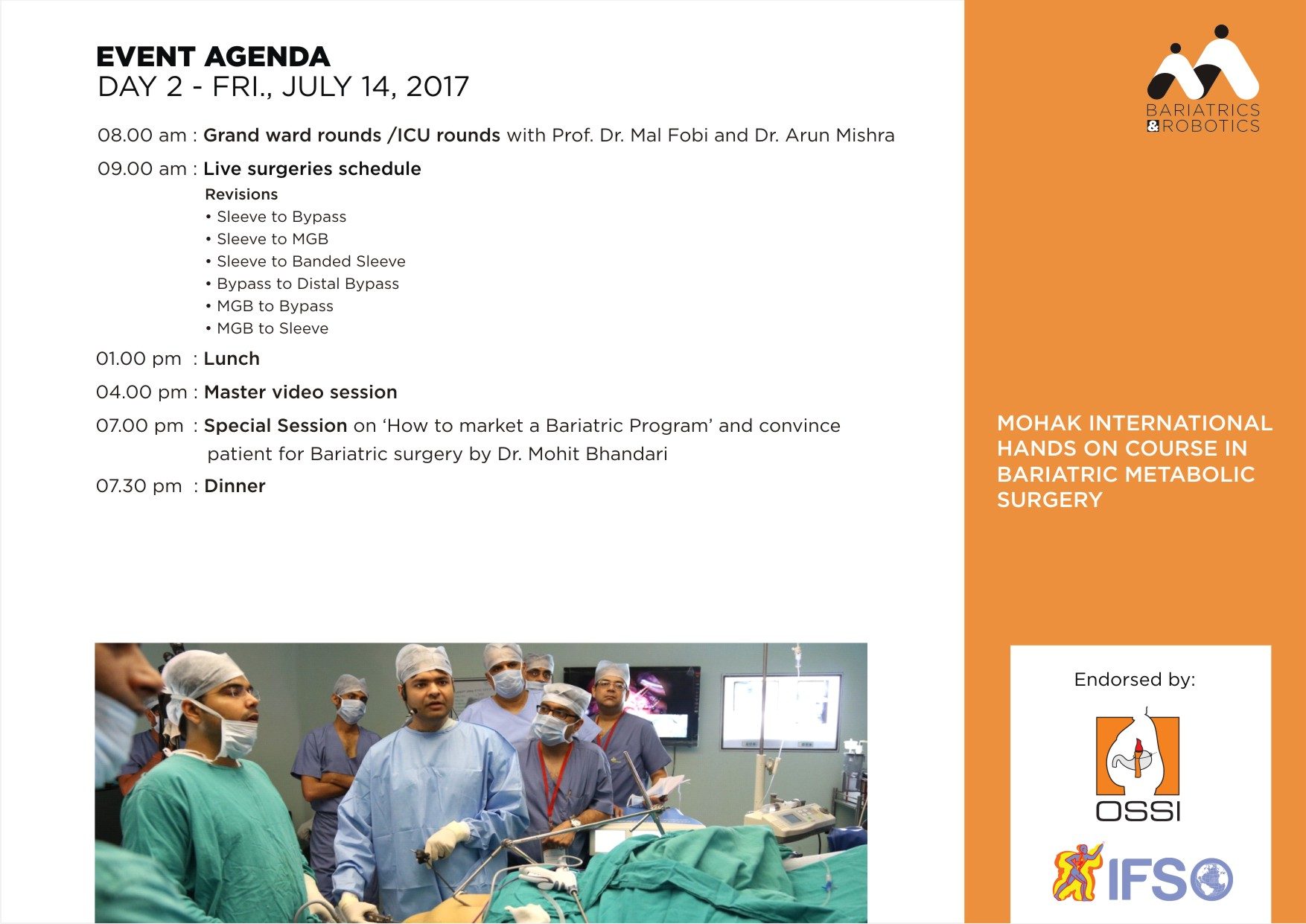 Mohak International Hands On Course In Bariatric Metabolic Surgery July 2017-page-007