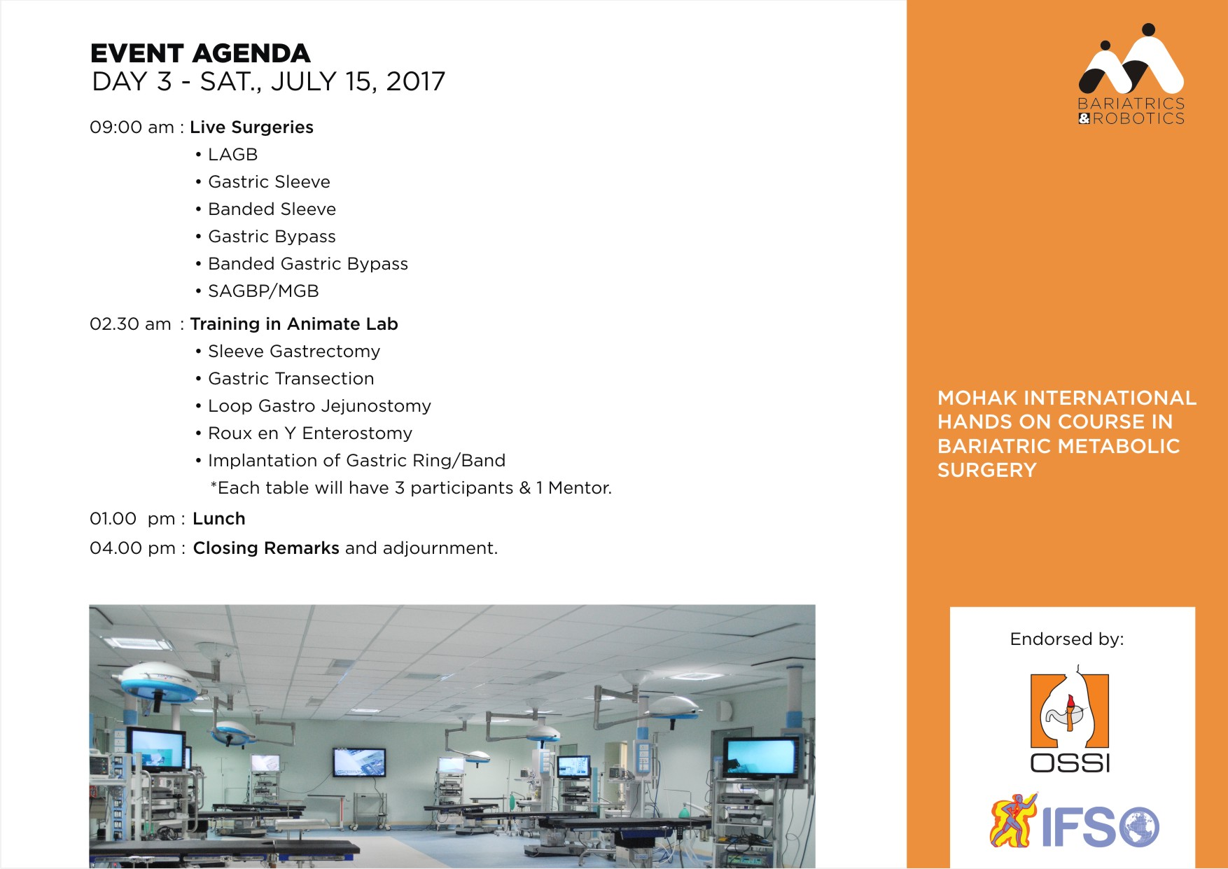 Mohak International Hands On Course In Bariatric Metabolic Surgery July 2017-page-008