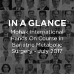 Glimpse of Mohak Bariatrics and Robotics Hands on Course July 2017