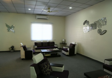 Faculty Lounge