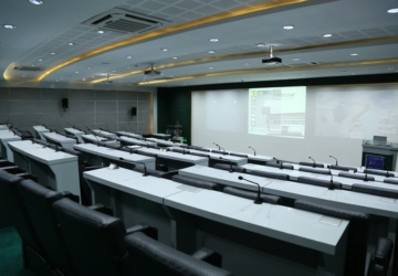 Broadcast lecture theater